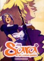 Sara et les contes perdus T3, manga chez Delcourt de Jenny