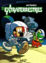 Histoires de... T7 : ...d'extraterrestres (0), bd chez Glénat de Collectif