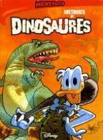 Histoires de... T8 : ...dinosaures (0), bd chez Glénat de Collectif
