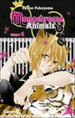 Monochrome animals T4, manga chez Glénat de Fukuyama