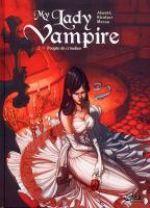 My lady vampire T2 : Poupée de crinoline (0), bd chez Soleil de Alwett, Nicolaci, Yellow whale