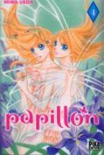 Papillon T4, manga chez Pika de Ueda