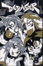 Debaser T8, manga chez Ankama de Raf