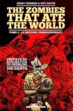 The Zombies that ate the world T2 : Le onzième commandement (0), comics chez Les Humanoïdes Associés de Frissen, Davis, Kirchoff