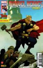 Marvel Heroes Extra T11 : Ciel et terre - Thor: heaven & earth (0), comics chez Panini Comics de Jenkins, Olivetti, Alixe, Texeira, Medina, SotoColor, Sotomayor