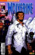 Wolverine – Revue V 3, T2 : Un jour ordinaire dans le Westchester (0), comics chez Panini Comics de Aaron, Bachalo, Bradshaw, Rouleau, Scalera, Garney, Keith