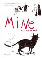 Mine : une vie de chat (0), bd chez Sarbacane de Pandolfo, Risbjerg