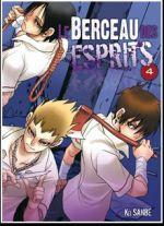 Le Berceau des esprits T4, manga chez Ki-oon de Sanbe