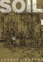 Soil T10, manga chez Ankama de Kaneko