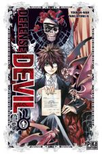 Defense Devil T1, manga chez Pika de In-Wan, Kyung-il