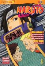 Naruto version collector T4, manga chez Kana de Kishimoto