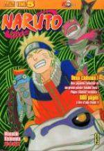 Naruto version collector T5, manga chez Kana de Kishimoto
