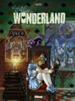 Little Alice in Wonderland T1 : Run, rabbit, run ! (0), bd chez Glénat de Tacito, Lecocq