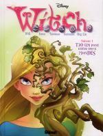 Witch – Saison 1, T10 : Un Pont entre deux mondes (0), bd chez Glénat de Collectif