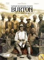 Burton T1 : Vers les sources du Nil (0), bd chez Glénat de Nikolavitch, Elyum Studio, Dim D., Poupelin, Hostache