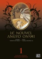 Le nouvel Angyo Onshi – Volume double, T1, manga chez Pika de In-Wan, Kyung-il