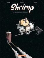 Shrimp T2 : La couleur de l'éternité (0), bd chez Dargaud de d' Aoust, Donck, Burniat, de Kerchove