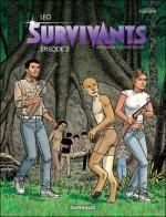 Survivants T2 : Anomalies quantiques (0), bd chez Dargaud de Léo