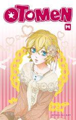 Otomen T14, manga chez Delcourt de Kanno