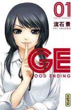 GE - good ending T1, manga chez Kana de Sasuga