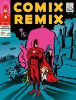 Comix remix, bd chez Dupuis de Bourhis