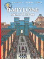 Les voyages d'Alix T37 : Babylone - Mésopotamie (0), bd chez Casterman de Deckers, Ruffieux, Torton