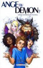 Ange ou démon ? T1 : Une toute petite voix... (0), comics chez Delcourt de Mastromauro, Turner, Gunnel, Sotelo