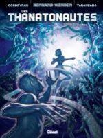 Les Thanatonautes T2 : Le Temps des pionniers (0), bd chez Glénat de Werber, Corbeyran, Taranzano, Ruby