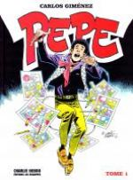 Pepe T1, bd chez Charlie Hebdo de Giménez