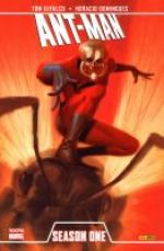 Season One : Ant-Man (0), comics chez Panini Comics de DeFalco, Dominguez, Sotomayor, Tedesco