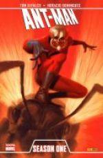Season One : Ant-Man (0), comics chez Panini Comics de DeFalco, Dominguez, Sotomayor, Tedesco