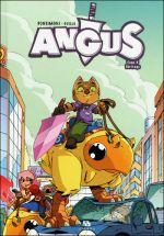 Angus T3 : Héritage (0), bd chez Ankama de Donsimoni, Guillo