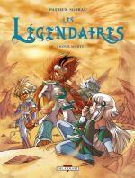 Les Légendaires T15 : Amour mortel (0), bd chez Delcourt de Sobral