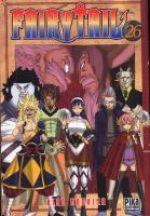 Fairy Tail T26, manga chez Pika de Mashima