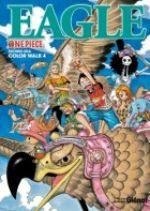 One piece - Color walk T4 : Eagle (0), manga chez Glénat de Oda