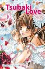 Tsubaki love T10, manga chez Panini Comics de Kanan