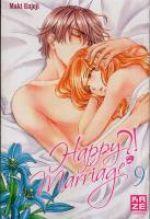 Happy marriage ?! – 1ère édition, T9, manga chez Kazé manga de Enjoji