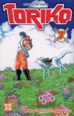 Toriko T7, manga chez Kazé manga de Shimabukuro