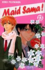 Maid sama ! T13, manga chez Pika de Fujiwara