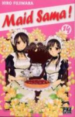 Maid sama ! T14, manga chez Pika de Fujiwara