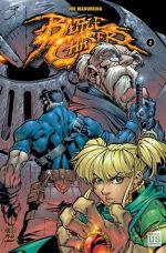 Battle Chasers T2, comics chez Soleil de Sharrief, Madureira, Lichtner, Lusen, Liquid!