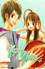 Next to you T4, manga chez Soleil de Namba