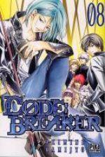 Code breaker  T8, manga chez Pika de Kamijyo
