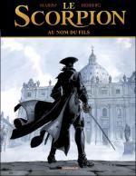 Le scorpion T10 : Au nom du fils (0), bd chez Dargaud de Desberg, Marini