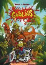Goblins T6 : Les Imparfaits du passé (0), bd chez Soleil de Roulot, Martinage, Esteban