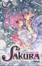 Princesse Sakura T7, manga chez Glénat de Tanemura