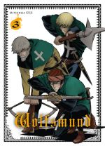 Wolfsmund T3, manga chez Ki-oon de Kuji