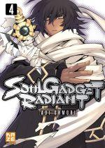 Soul Gadget Radiant T4, manga chez Kazé manga de Oomori