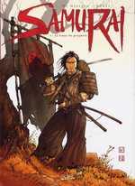 Samurai – cycle 1, T1 : Le Coeur du prophète (0), bd chez Soleil de Genet, Di Giorgio, Rieu