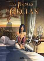 Les princes d'Arclan T2 : Sylène (0), bd chez Soleil de Gaudin, Sieurac, Thorn